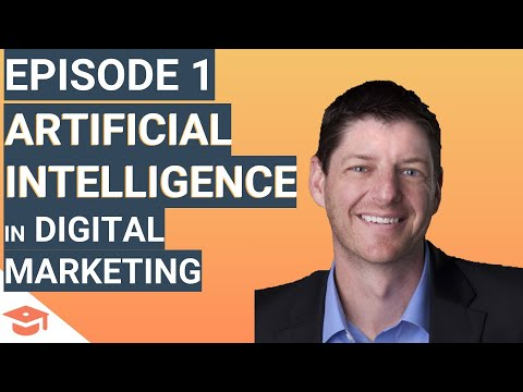 Episode 1: What is artificial intelligence in marketing?