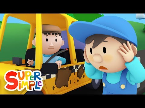 CAR WASH FOR KIDS | Taxi Cab Car Wash | Vehicle Cartoon for Children