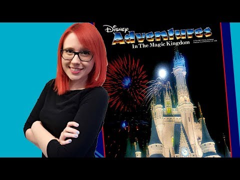 Adventures in the Magic Kingdom (NES) - Erin Plays