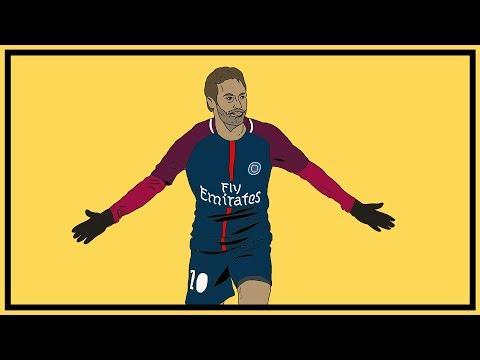Neymar: A Brief History Of