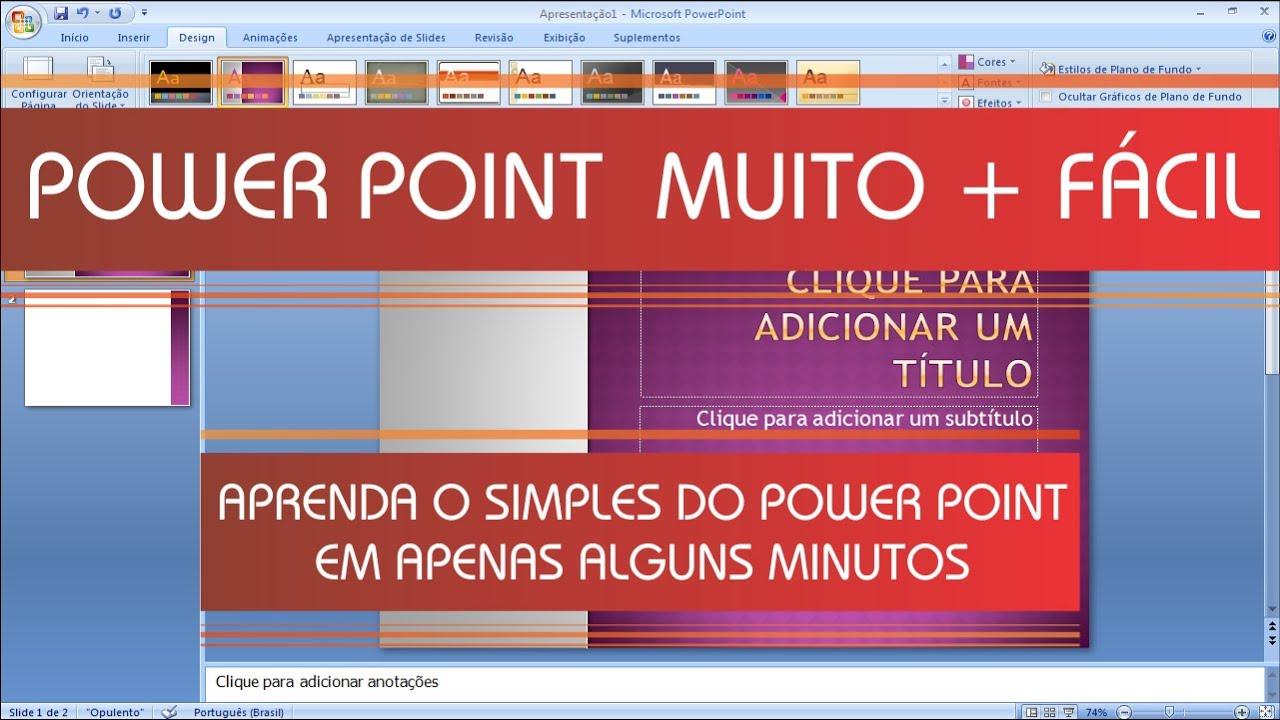 apresentacoes power point