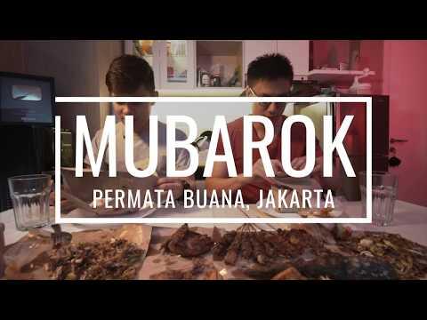ASMR NASI UDUK PERMATA MUBAROK, JAKARTA (EATING SOUND) – YUK MAKAN #1