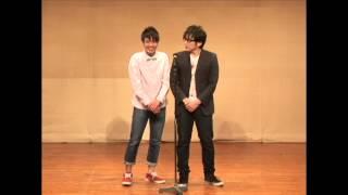お笑いガチャ http://iwat.net/gacha/ にて。 芸人 ちょむ&マッキ―
