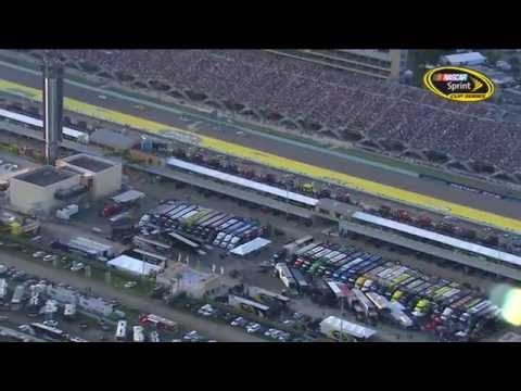 NASCAR Sprint Cup Series - Full Race - Ford EcoBoost 400 at Homestead-Miami