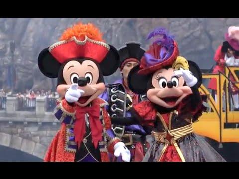 ºoº [ 完全編集版 ] ザ・ヴィランズ・ワールド ディズニー シー ハロウィン 2015 ヴィランズ主催の怪しく美しいハロウィーン  DisneySEA Halloween Show , YouTube