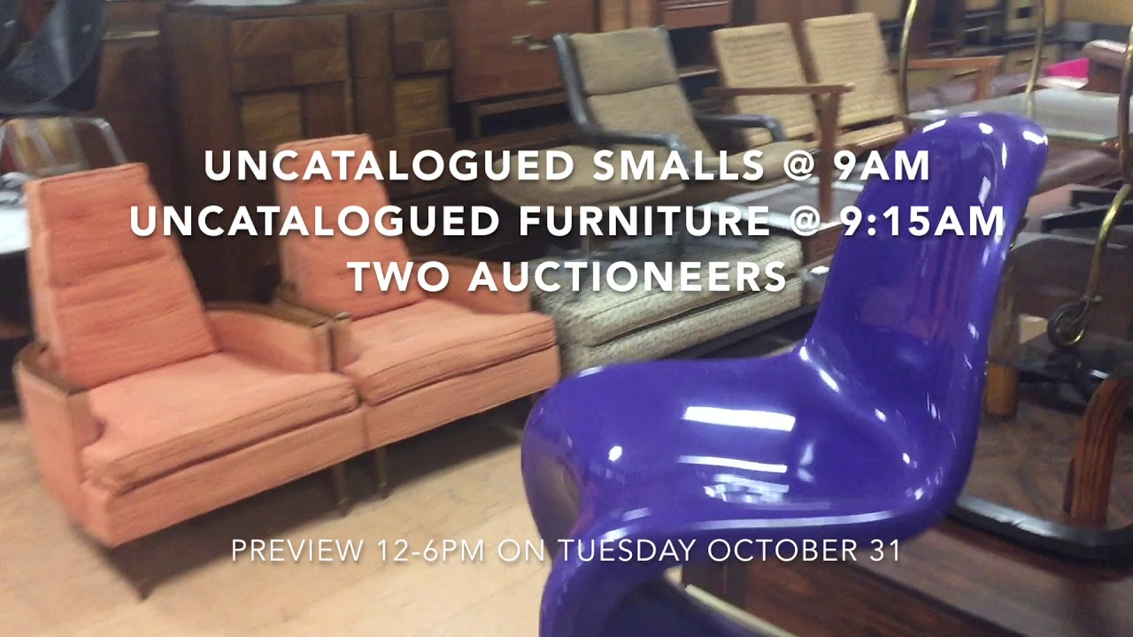 Modern Design Auction – Wednesday, November 21, 21AM – Uniques ...