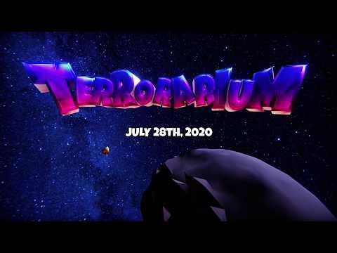 Terrorarium launch date trailer