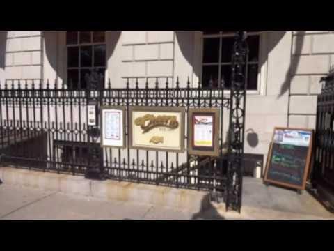 Original Cheers Bar In Boston Massachusetts Filmed By Jonfromqueens