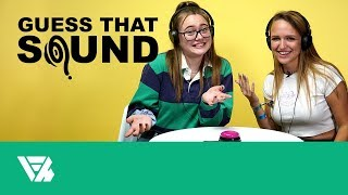 Sammie Lewis and Hailey Evert Guess That Sound
