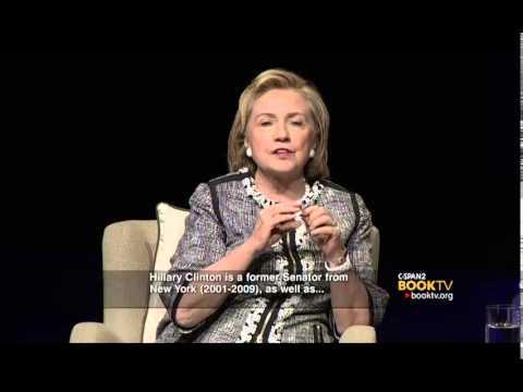 """Book TV: Hillary Clinton, """"Hard Choices: A Memoir"""""""