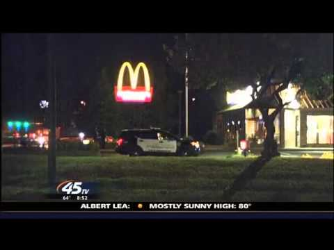 McDonald's Employees Forced into Freezer in Plymouth