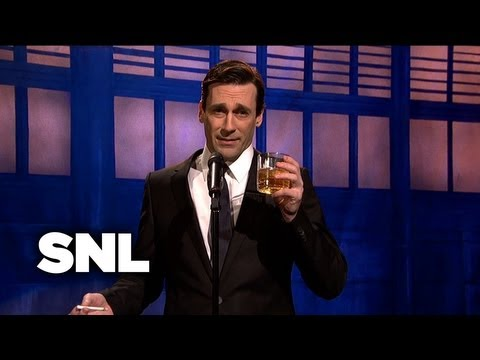 Jon Hamm Monologue: Past Gigs - Saturday Night Live