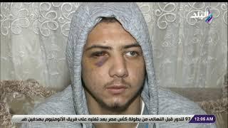 الماتش - لاعب الأهلي يروي تفاصيل نجاته من الموت بعد الاعتداء