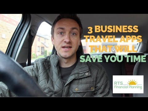 3 Business travel apps that will save you time