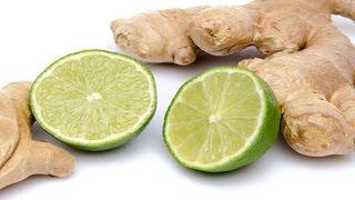 G1- Perca Peso Rápido Gengibre com Limão para Emagrecer