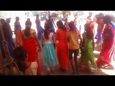 Krishna dj Aadiwasi dance