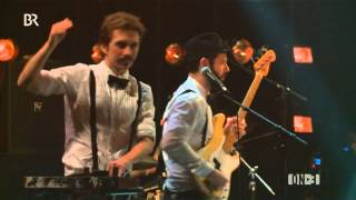 WhoMadeWho - Never Had The Time (live @ on3-Festival)