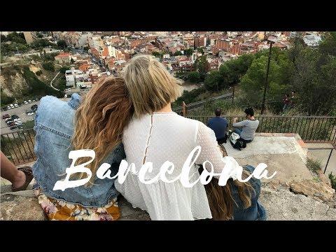 VLOG #5: LIL WEEKEND TRIP TO SPAIN!!
