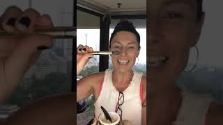 How to bake your makeup with the Divinity Foundation by GlindaWand
