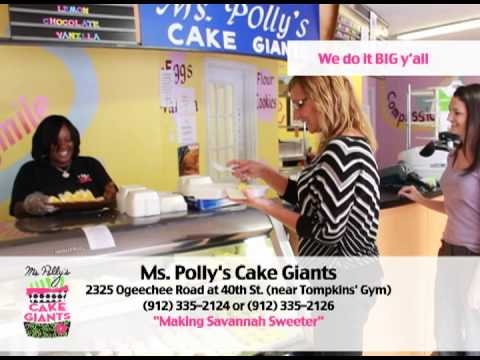 Ms Polly S Cake Giants Show