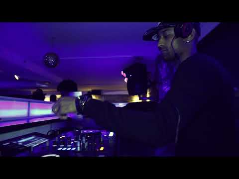 DJ Ciano | Afro Funk Christmas Party | Luxembourg