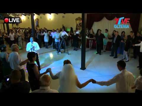 Nicusor Romanu si Dan de la Listeava Petrecere Olteneasca LIVE la Nunta muzica populara