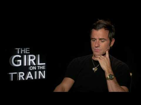 The Girl on the Train: Justin Theroux Official Movie Interview