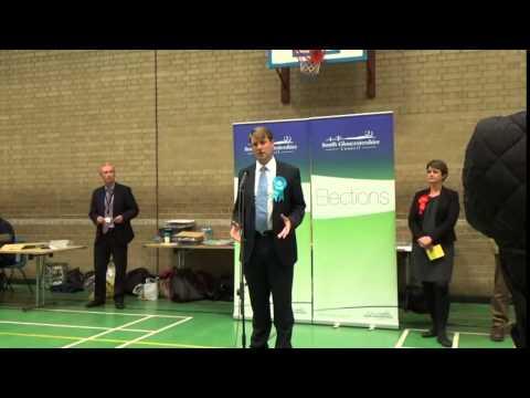 Kingswood - General Election Declaration