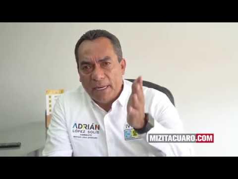Que no quede impune el asesinato del candidato de Ocampo: Adrián López Solís