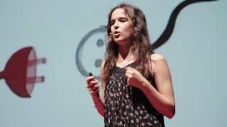 ¿Qué tienen en común correr y la poesía? | Maite Arsuaga | TEDxYouth@Torrelodones