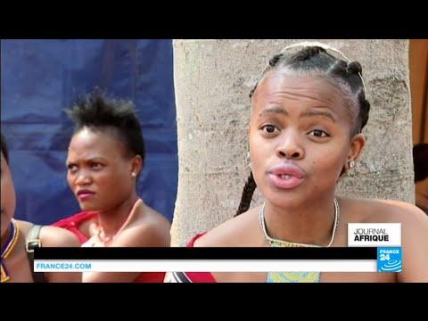 Découvrez Sikhanyiso Dlamini, la princesse du Swaziland qui rappe à la gloire de son père