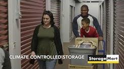 StorageMart at 7460 Frontage Road in Merriam, KS