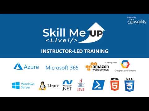 Skill Me Up - on-demand labs and courses for mastering Microsoft