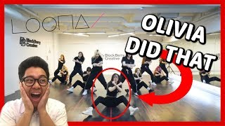 "Gambar cover 이달의 소녀 LOONA ""NCT 127 - Cherry Bomb"" Dance Cover | DANCER REACTS"