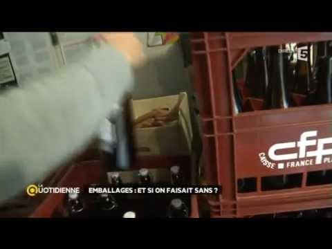 Jean Bouteille France 5 La Quotidienne Emballage Consigne ...
