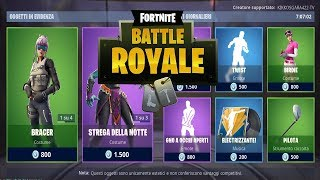 """SHOP"" MAY 16/05 NEW WITCH SKIN! FORTNITE NEGOZIO DAILY"