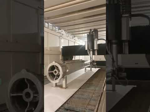 Video Taglio laser 3D