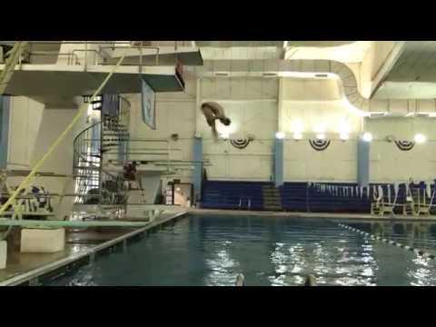 Luke Foster Diving Recruitment Video