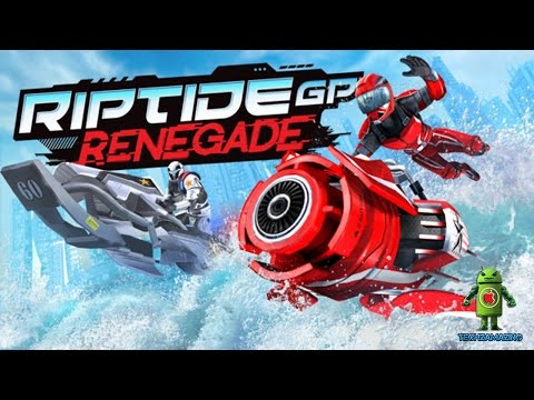 Riptide GP Renegade (iOS / Android) Gameplay HD