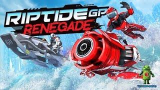 Riptide GP Renegade (iOS / Android) Gameplay HD screenshot 2