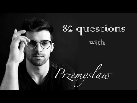 82 Questions with 프셰므
