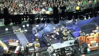 Pearl Jam - Corduroy - Live @ Miami AA Arena April 9 2016 Behing Stage