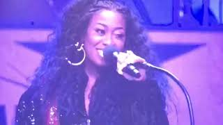 Missy Elliott verbal tribute to Janet Jackson @ BMI AWARDS 2018