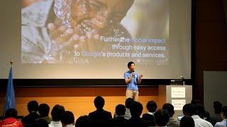 Social Good Summit 2014 Tokyo Meetup 9.22.2014 Google for Nonprofit...