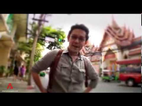 My Southeast Asia with Dr Farish: Batik