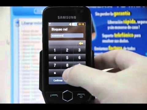 Liberar Samsung S8000 Jet, desbloquear Samsung S8000 Jet de Movistar Movical Net