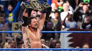 AJ Styles' most phenomenal moments: WWE Playlist