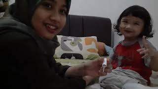 Download main cat kuku sama anak bayi ( EID MUBARAK #1442H )