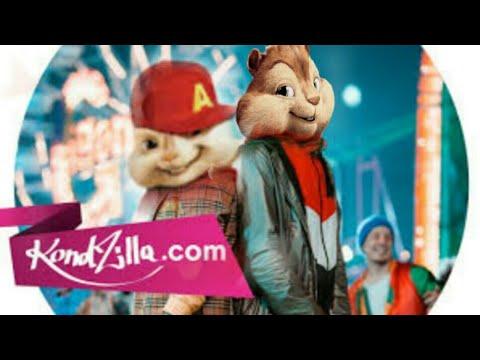 Alvin e os Esquilos Cantando - Kevinho e MC Kekel - O Bebê