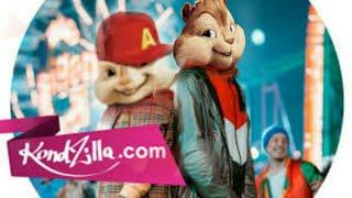 Baixar Alvin e os Esquilos Cantando - Kevinho e MC Kekel - O Bebê